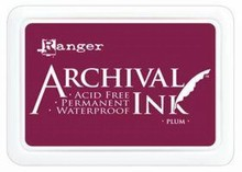 Ranger Archival Ink Plum (AIP31499)