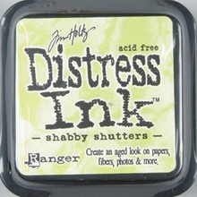 Ranger Distress Ink Shabby Shutters