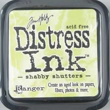 Ranger Distress Ink Shabby Shutters