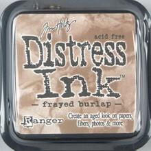 Ranger Distress Ink Frayed Burlap