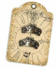 Graphic 45 Antique Metal Door Pull (4500548)