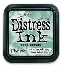 Ranger Distress Ink Pad Iced Spruce (TIM32878)