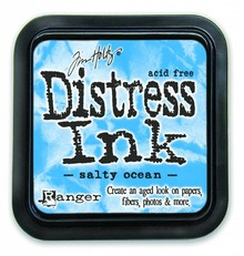 Ranger Distress Ink Pad Salty Ocean (TIM35015)