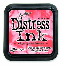 Ranger Distress Ink Pad Ripe Persimmon (TIM32830)