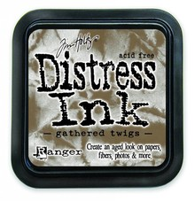 Ranger Distress Ink Pad Gathered Twigs (TIM32823)