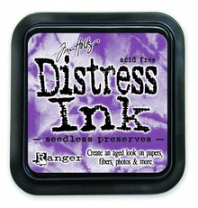 Ranger Distress Ink Pad Seedless Preserves (TIM32847)