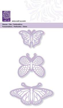 cArt-Us Stans & Embossingsmal Vlinders (1856 0141)