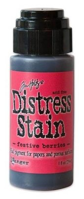 Ranger Distress Stain Festive Berries (TDW36128)
