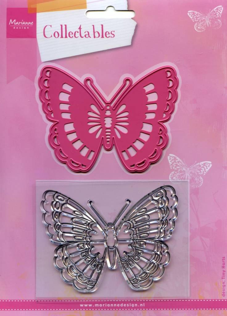 Marianne Design Collectable Tiny S Butterfly 1 Col1317
