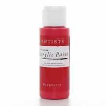 Artiste Acrylic Paint Raspberry (DOA76314)