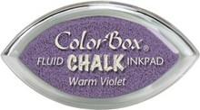 ClearSnap ColorBox Cat's Eye Fluid Chalk Ink Pad Warm Violet (71421)