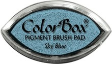 ClearSnap ColorBox Cat's Eye Pigment Brush Pad Sky Blue (11038)