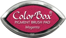 ClearSnap ColorBox Cat's Eye Pigment Brush Pad Magenta (11015)