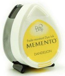 Tsukineko Memento Dandelion Dye Ink Dew Drop (MD-100)