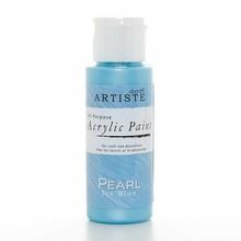 Artiste Acrylic Paint Pearl Ice Blue (DOA763003)