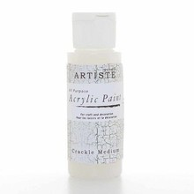 Artiste Acrylic Paint Crackle Medium (DOA763007)