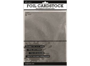 Ranger Foil Cardstock 8,5x11 Inch (ISP39358)