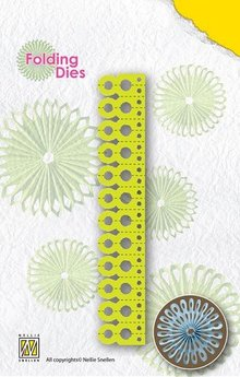Nellie Snellen Folding Dies Round Point (NFD008)