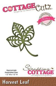 Scrapping Cottage Harvest Leaf (Elites) (CCE-075)