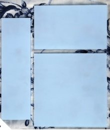 IndigoBlu Slim Jims The Square Set (3mm Acrylic Blocks) (SJSQ)