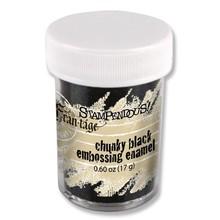 Stampendous! Fran-Táge Chunky Black Embossing Enamel (FREG022)