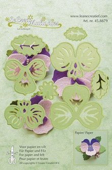 Leane Creatief LeCrea Multi Dies Flower 003 (45.8879)