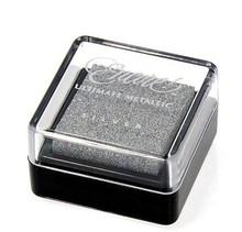 Tsukineko Encore! Silver Ultimate Metallic Ink Pad (US-012)