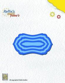Nellie Snellen Multi Frame Tags 3 (MFD068)