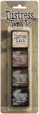 Ranger Mini Distress Pad Kit #3 (TDPK40330)