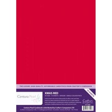 Crafter's Companion Centura Pearl Xmas Red (CP10-XRED)