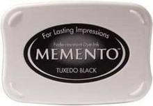 Tsukineko Memento Tuxedo Black Dye Ink Pad (ME-900)