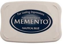 Tsukineko Memento Nautical Blue Dye Ink Pad (ME-607)