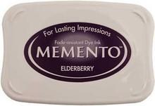 Tsukineko Memento Elderberry Dye Ink Pad (ME-507)