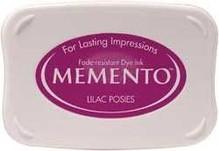 Tsukineko Memento Lilac Posies Dye Ink Pad (ME-501)