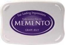 Tsukineko Memento Grape Jelly Dye Ink Pad (ME-500)