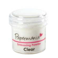 Papermania Embossing Powder Clear (PMA 4021000)