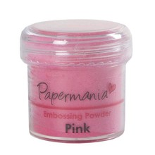 Papermania Embossing Powder Pink (PMA 4021001)