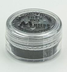 Mboss Embossing Powder Black (390115)