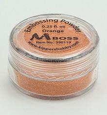 Mboss Embossing Powder Orange (390119)