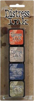 Ranger Mini Distress Pad Kit #5 (TDPK40354)