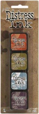Ranger Mini Distress Pad Kit #8 (TDPK40385)