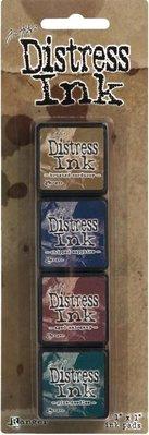 Ranger Mini Distress Pad Kit #12 (TDPK40422)