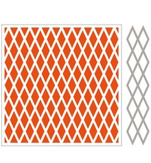 Marianne Design Design Folder Diamonds EXTRA (DF3410)