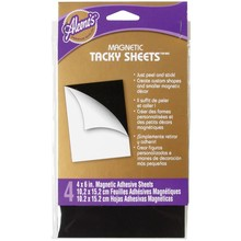 Aleene's Tacky Magnetic Sheets (31196)