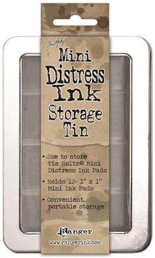 Ranger Mini Distress Ink Storage Tin (TDA42013)