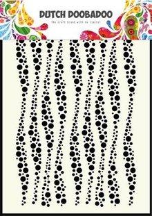 Dutch Doobadoo Dutch Mask Art A5 Wavy Stripes (470.715.037)