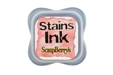 ScrapBerry's Stains Ink Pad Red (SCB1210501)