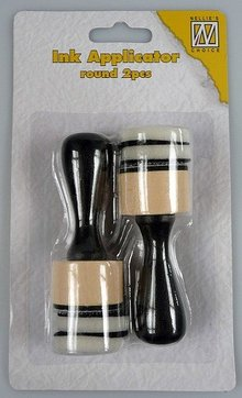 Nellie Snellen Ink Applicator Round 2st (SIAP003)