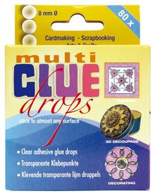 JEJE Produkt Multi Glue Drops 8 mm (3.3158)