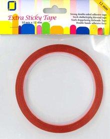 JEJE Produkt Extra Sticky Tape 12 mm (3.3180)